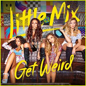 Stream Little Mix's New Album 'Get Weird' NOW!
