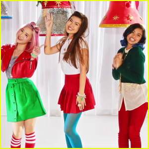 Make It Pop's XO-IQ Debut Holiday Music Video - Watch Here! (JJJ Exclusive)