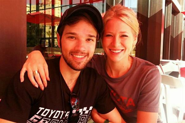 Nathan Kress Marries London Elise Moore In Los Angeles