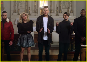 Pentatonix Bring Major 'Joy To The World' With New Music Video - Watch Now!