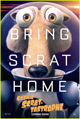 Ice Age's Scrat & His Acorn Go To Space In New Short - Watch The Teaser!