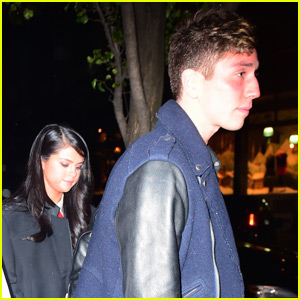 Selena Gomez & Samuel Krost Hold Hands in the Big Apple!
