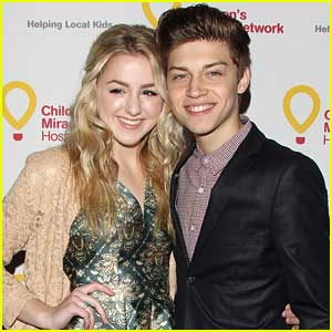 Ricky Garcia Celebrates 6 Months With Chloe Lukasiak on Twitter
