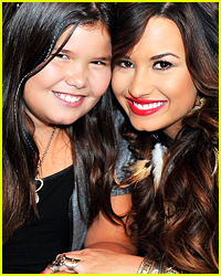 Demi Lovato's Little Sister is Grown Up & Gorgeous