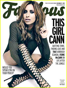 Ferne McCann: 'I Can't Keep Away' From George Shelley