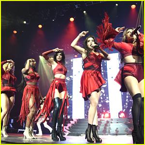 Fifth Harmony Slays The Show At San Jose's Triple Ho Holiday Concert