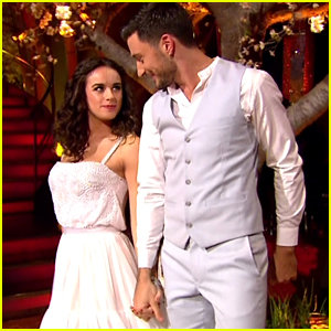 Georgia May Foote & Giovanni Pernice Dance Away In A Dream on 'Strictly Come Dancing' Semi-Finals