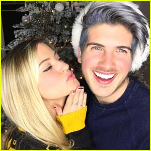 iJustine & Joey Graceffa Head To CES 2016 As Entertainment Matters Ambassadors