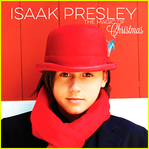 Austin & Ally's Isaak Presley Drops Holiday EP 'The Magic of Christmas' - Listen Here!