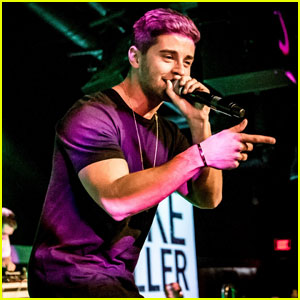 Jake Miller Performs in Vegas & Jets to NYC With Pal Charlie Puth