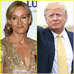 J.K. Rowling Says Donald Trump is Worse Than Voldemort!