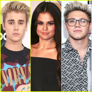 Justin Bieber Posts Throwback Photo After Selena Gomez & Niall Horan Alleged Kiss