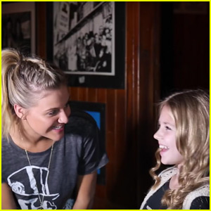 Rising Star Tegan Marie Sings With Kelsea Ballerini - Watch Now!