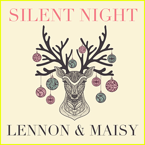 Lennon & Maisy Debut Beautiful Acoustic 'Silent Night' Video - Watch Now!