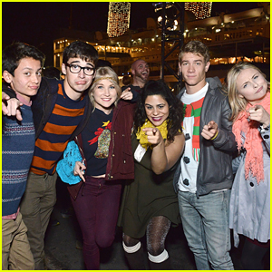 The 'Liv and Maddie' Returns To The Queen Mary's CHILL Event For 2nd Year In A Row