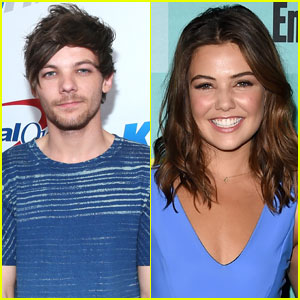 Louis Tomlinson Jets Off to Chicago With Rumored Girlfriend Danielle Campbell (Photos)