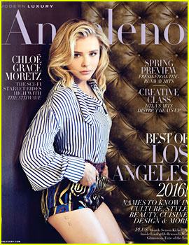 Chloe Moretz Says People Treat Her Differently as She Gets Older