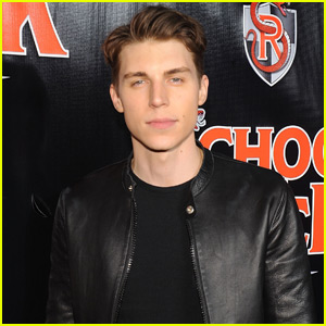 Nolan Gerard Funk Reveals His Most-Used Emoji