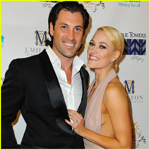 Peta Murgatroyd Shows Off Engagement Ring From Maksim Chmerkovskiy