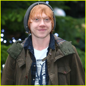 Rupert Grint Once Ended Up at a 'Harry Potter' Fan's House!
