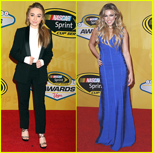 Sabrina Carpenter Wows With 'We'll Be The Stars' At NASCAR Awards 2015 - Watch Here!
