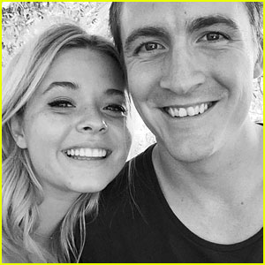 Sasha Pieterse Just Got Engaged to Hudson Sheaffer!