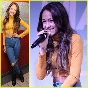 Skylar Stecker Covers Alessia Caras Here In Miami Skylar