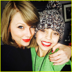 Taylor Swift Gives Sick Fan the Surprise of a Lifetime