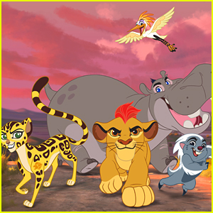 'The Lion Guard' TV Series Premieres January 15th!