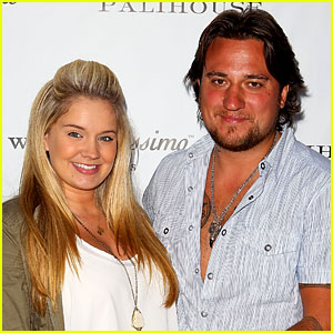 Tiffany Thornton Writes Emotional Message In Memory of Chris Carney