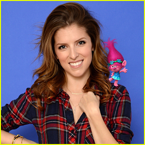 Anna Kendrick Reveals 'Trolls' Character Poppy - See The Full Cast Here!