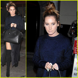 Ashley Tisdale is Thinking About Developing & Starring in Her Own Show!
