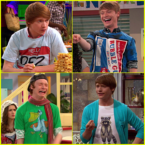 Austin & Ally Series Finale Countdown: Top 15 Cool Shirts That Dez Wade Wore
