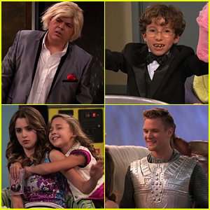 JJJ's 'Austin & Ally Countdown' Begins! Our Top 10 Guest Stars Revealed!