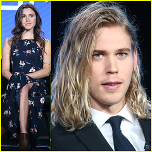 Austin Butler Brings 'The Shannara Chronicles' To TCA Press Tour 2016