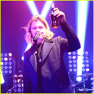 conrad sewell announced as voice of coca cola for taste the feeling