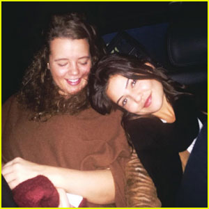 Danielle Campbell Spends Time With Friends After London Date With Louis Tomlinson