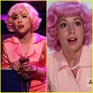 Didi Conn Gifts Carly Rae Jepsen With Original Frenchy Shirt Ahead of 'Grease: Live'