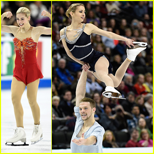 Gracie Gold, Tarah Kayne & Danny O'Shea Nab Ladies & Pairs Titles at US National Figure Skating Championships 2016
