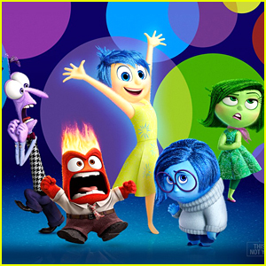 'Inside Out' Wins Best Animated Feature Film At Golden Globes 2016!