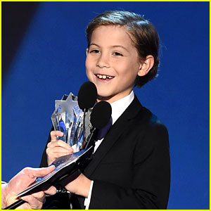 Room's Jacob Tremblay Gives Cutest Speech Ever at Critics' Choice 2016 (Video)
