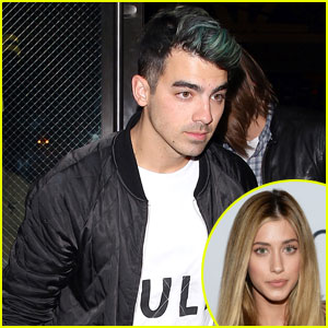 Is Joe Jonas Dating 'America's Next Top Model' Alum Jessica Serfaty?