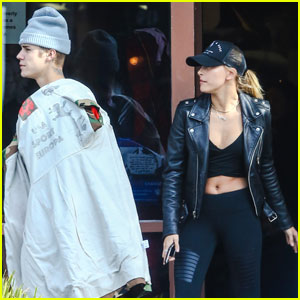 Justin Bieber & Hailey Baldwin Meet for First Time in This Throwback Video!