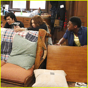 Kamil McFadden Dishes On Ernie's Big Moment in 'K.C. Undercover' Season Finale