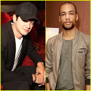 Kendrick Sampson & Chris Galya Hit Up 'Jane Got A Gun' West Coast Screening