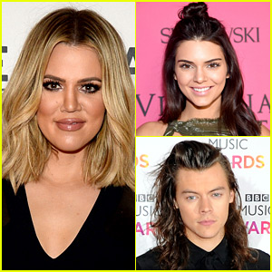 Are Kendall Jenner & Harry Styles Dating? Khloe Kardashian Weighs In!