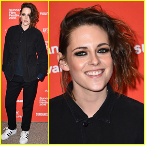 Kristen Stewart is All Smiles for 'Certain Women' Premiere