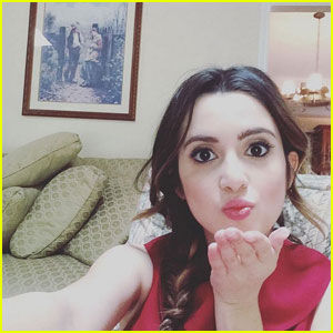 Laura Marano Takes JJJ to Radio Disney's 'For the Record' During Her Takeover!