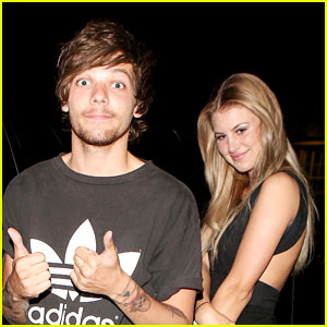 Louis Tomlinson Says New Baby Is 'Healthy & Pretty Amazing'