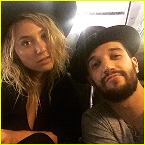 Mark Ballas Confirms Engagement; Writes Fiance BC Jean Love Letter on Instagram
